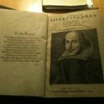 Shakespeare's First Folio.